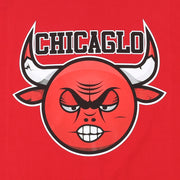 Chicaglo Bulls Tee (Red)