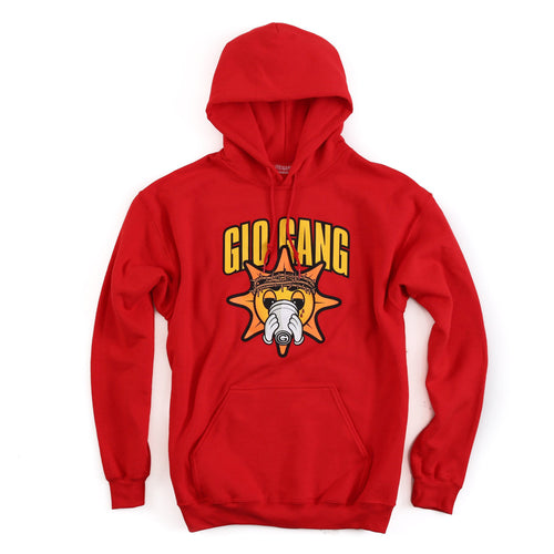 Almighty Hoodie (Red)