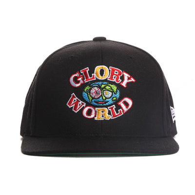 Glory World Snapback (Black)