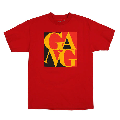 Gang Love Tee (Red)