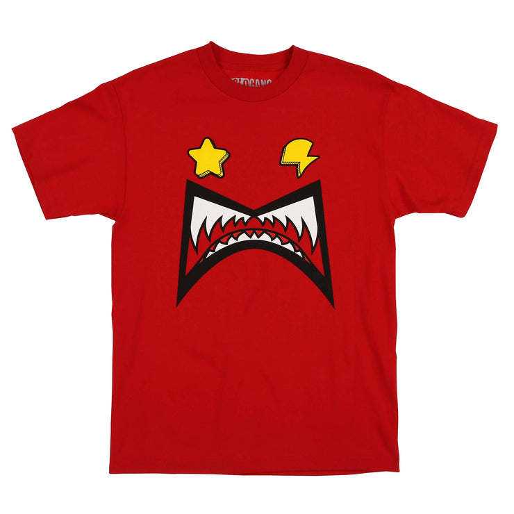 Monster Tee (Red)