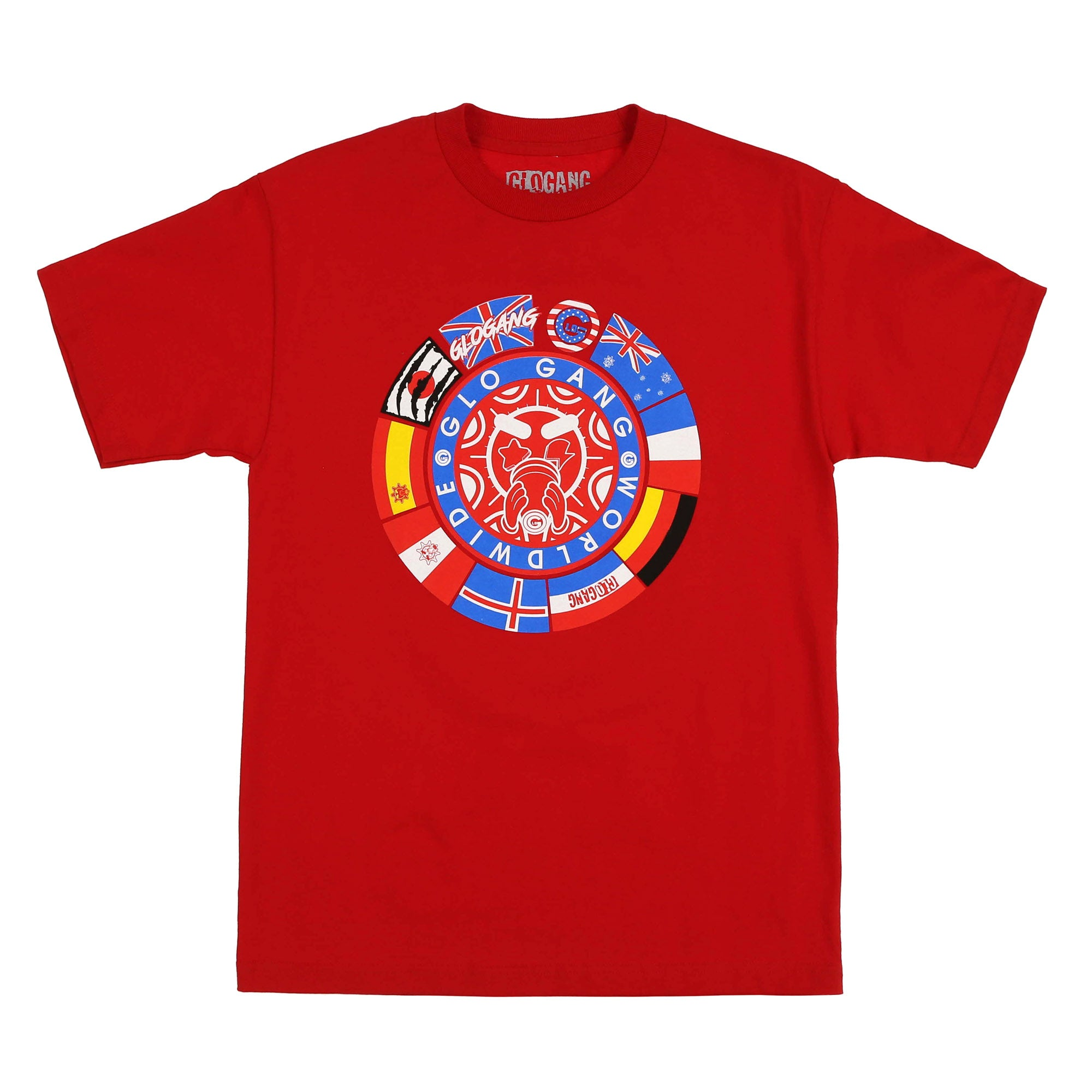 ChicaGlo Tee (Red)
