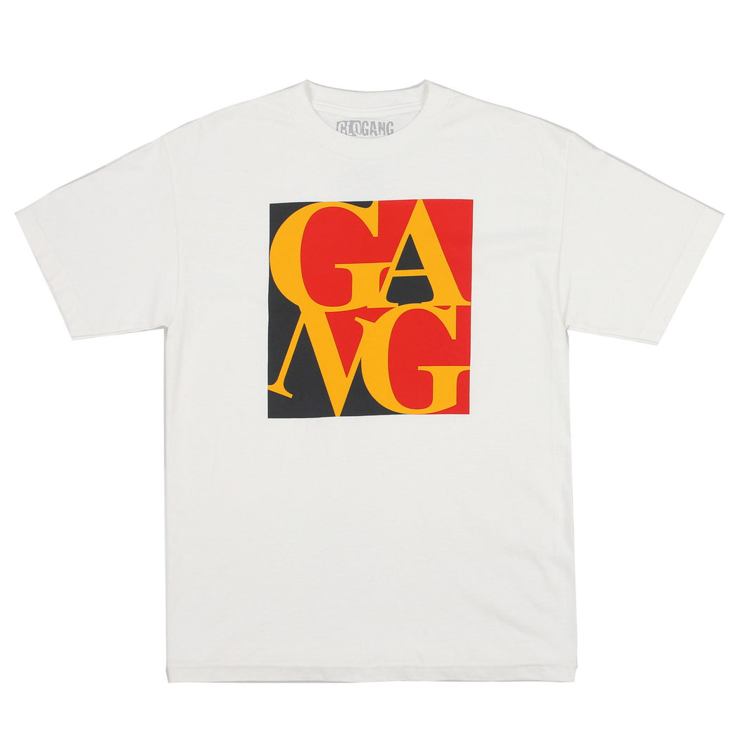 Gang Love Tee (White)