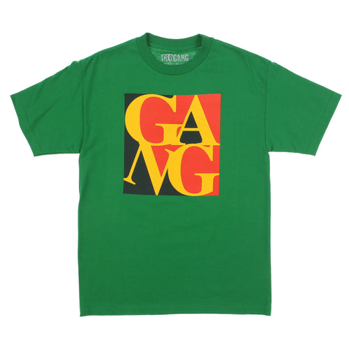 Gang Love Tee (Green)