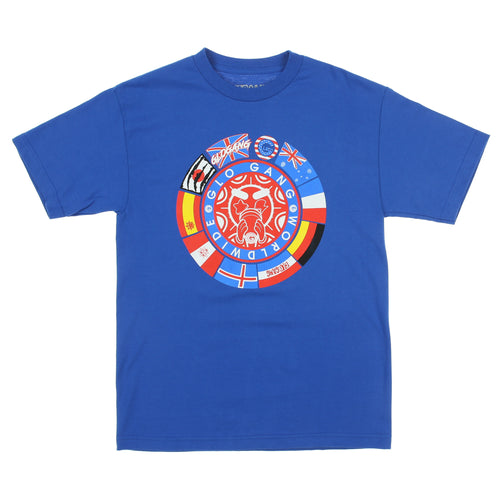 ChicaGlo Tee (Blue)
