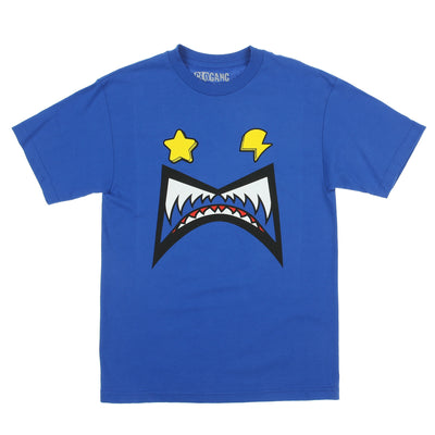 Monster Tee (Blue)