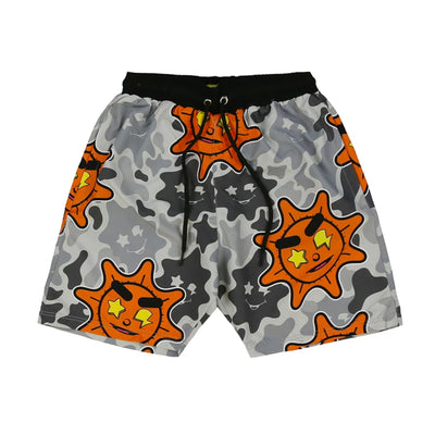 Glo Gang Everyday Shorts (Grey)