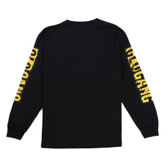 HOLLO Long Sleeve Tee (Black)