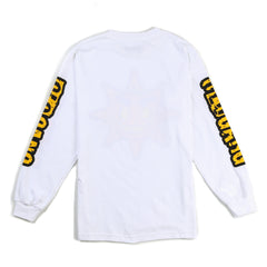 HOLLO Long Sleeve Tee (White)