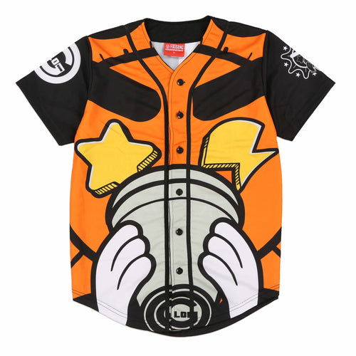 Glo Cup Baseball Jersey