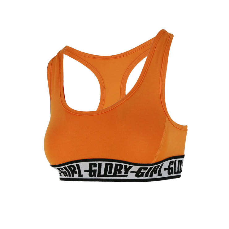 Glory Girl Sports Bra (Orange)