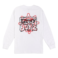 Glory Boyz x Glo Gang Long Sleeve (White)