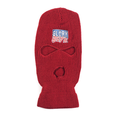 Glory Boyz Ski Mask (Red)