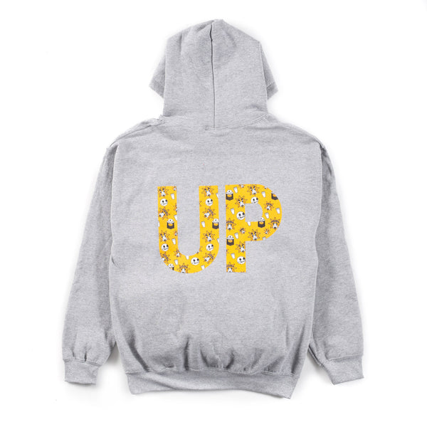 Glo Up Hoodie (Heather)