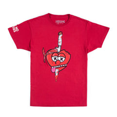 Love No Thottie Tee (Red)