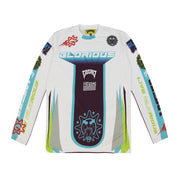 Glorious Motorcross Longsleeve (Purple)