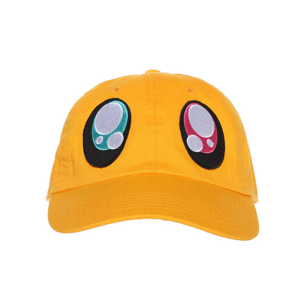 Eyes Dad Hat (Gold)