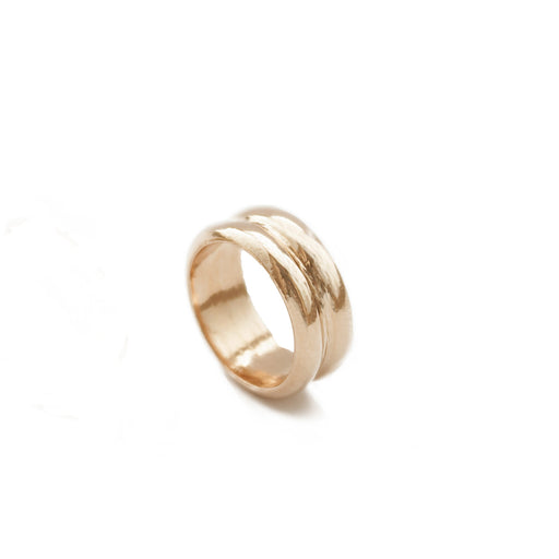 Bague Pilat - Or Rose