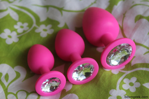 Silicone Princess Plug Bundle