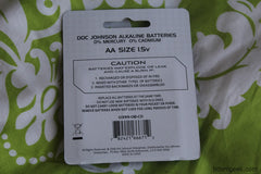 Alkaline AA Batteries 4 Pack,  - BDSMGeek Shop - 2