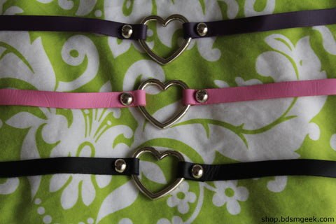 Heart Shaped Choker