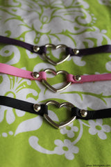 Heart Shaped Choker,  - BDSMGeek Shop - 2