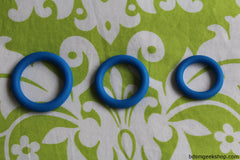 Ram Silicone Cock Rings