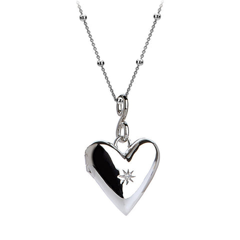 Hot Diamonds Spontaneous Locket Pendant DP142