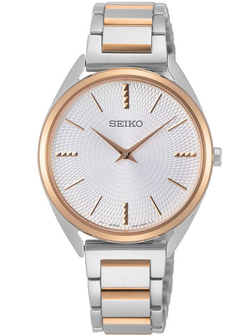 Seiko Conceptual Quartz Ladies Watch SWR034P1