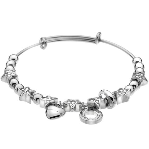 Hot Diamonds Emozioni Star Bangle DC143 2105034 XXX