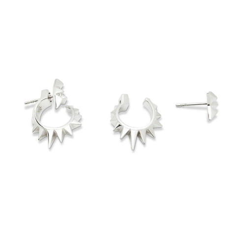 Clogau - Damselfly Stud Earrings 3SDFE04 2411123