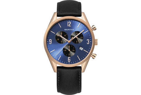 Bering Gents Chronograph Watch 10542-567