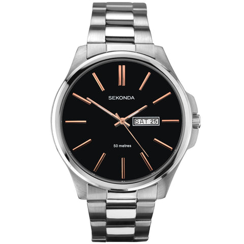 Sekonda Mens Stainless Steel Bracelet Watch 1097 6917104