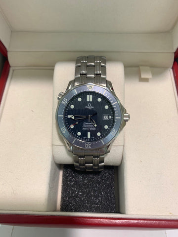 Omega Seamaster Diver 300M 2006 Pre-Owned Watch