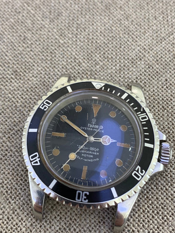 Tudor Submariner 7016/0 Pre-Owned Watch Head