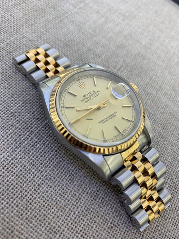 Rolex Datejust Pre-Owned Watch