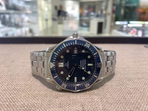 Omega Seamaster Diver 300M 41mm Automatic Pre-Owned Watch