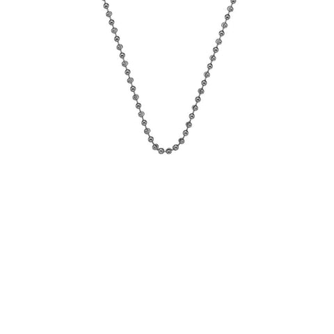 "Hot Diamonds Emozioni 18"" Sterling Silver Bead Chain CH016 2104014"