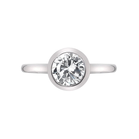 Hot Diamonds Emozioni Riflessi Ring ER003 2101109