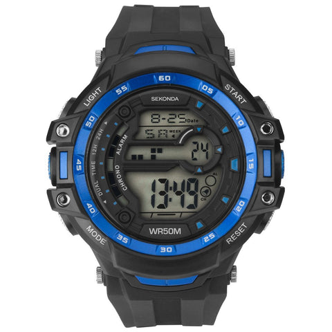 Sekonda Mens Digital Sports Watch 1520 1006316