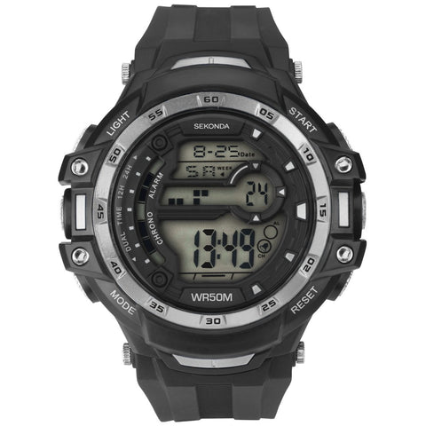 Sekonda Mens Digital Sports Watch 1521 1006317