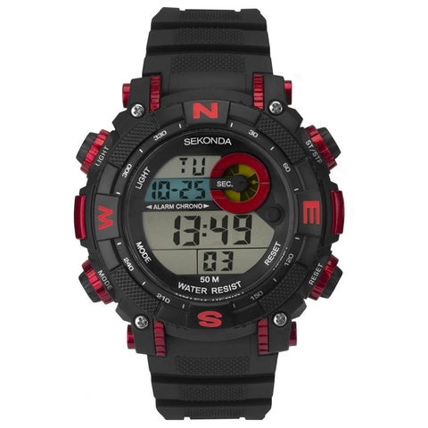Sekonda Mens Digital Sports Watch 1525 1006315