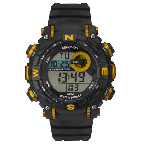 Sekonda Mens Digital Sports Watch 1526 1006318