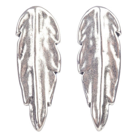 UNO de 50 - Feather Earrings 4103044