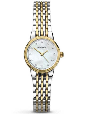 dcf6b2383 Radley - Wimbledon Rose Gold Plated Stainless Steel & Red Leather Strap  Ladies Watch RY2414