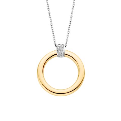 TI SENTO - Milano Necklace 3924ZY/48