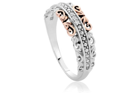 Clogau - Am Byth Diamond Ring 3SABR03