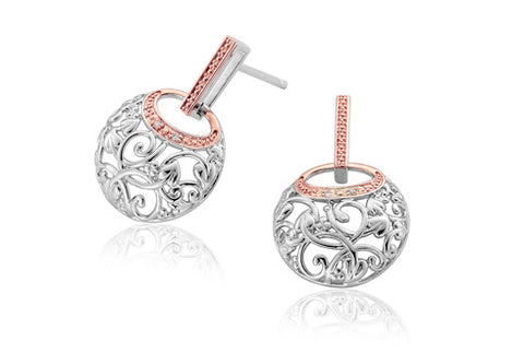 Clogau - Am Byth Drop Earrings 3SACDE