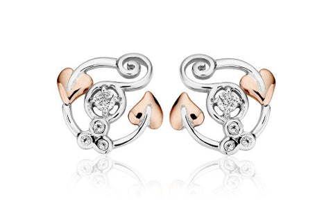 Clogau - Tree of Life Origin Stud Earrings 3SENGTOLE