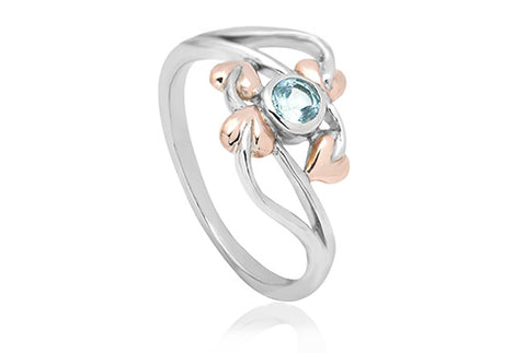 Clogau - Tree Of Life Vine Ring 3SLVR01 xxx